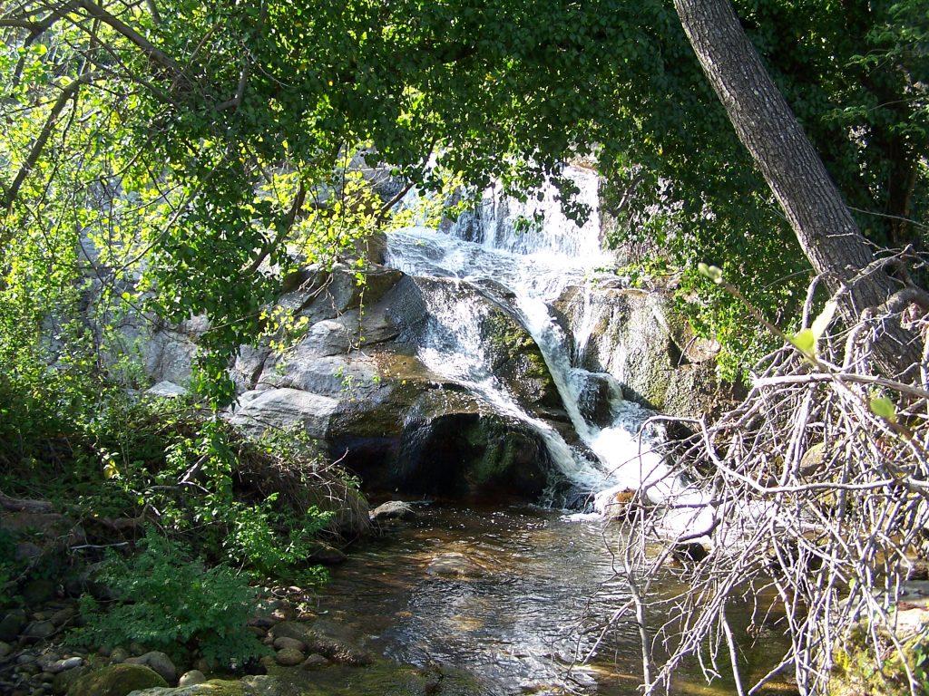 cascada valle del jerte