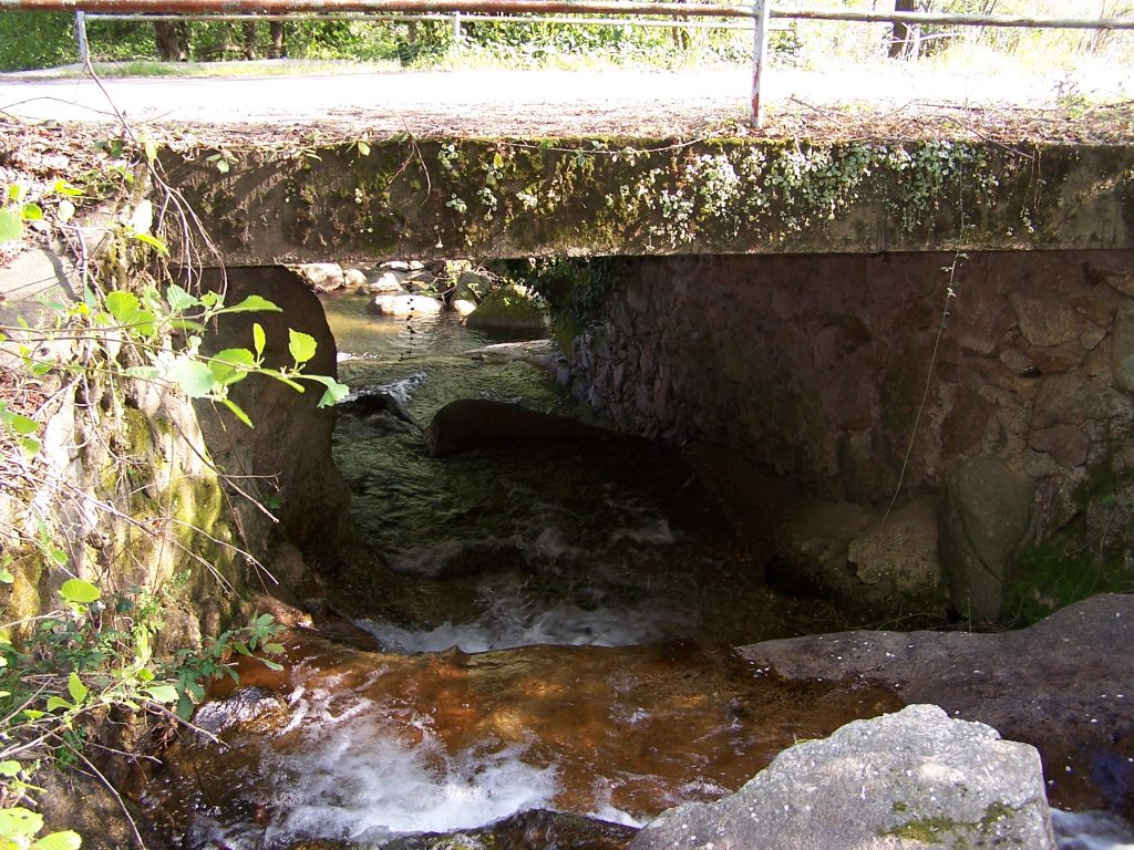 piscina valle del jerte