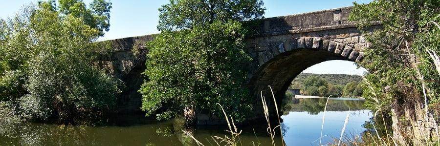 puente romano de caparra