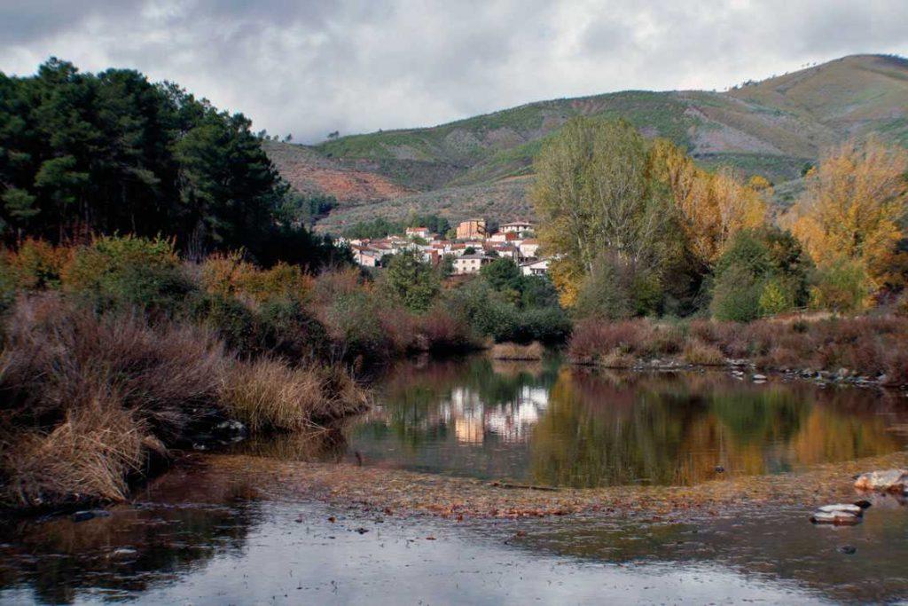 Pinofranqueado, Las Hurdes, Cáceres, Extremadura