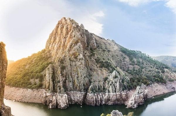 Mirador del Salto del Gitano, Monfragüe