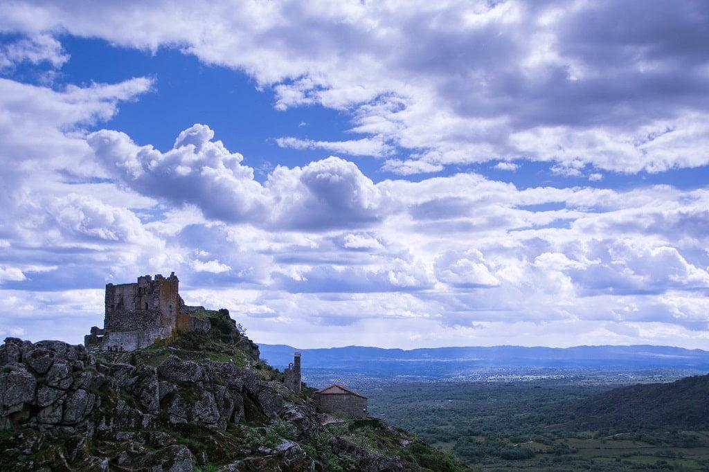 Castillo de Trevejo, Cáceres, Extremadura