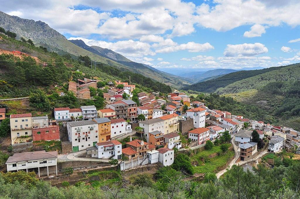 Ladrillar, Las Hurdes, Cáceres, Extremadura