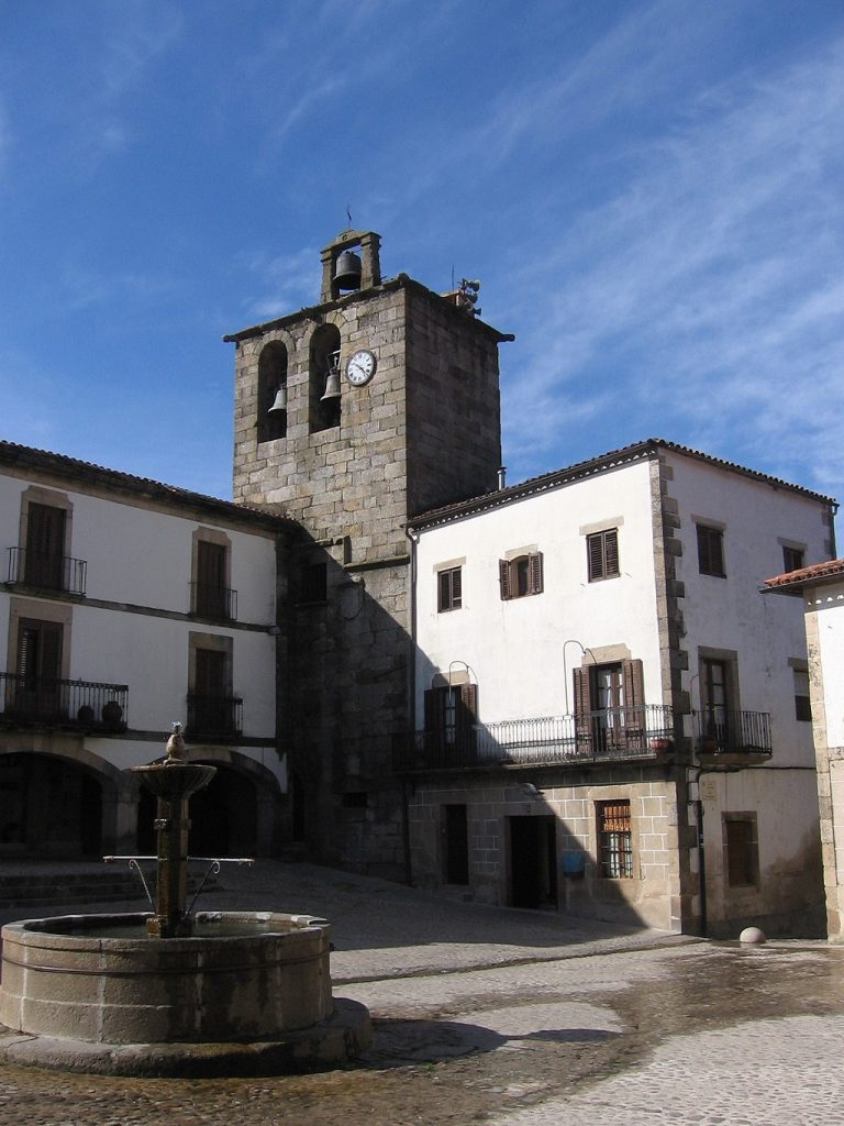 San Martín de Trevejo, Cáceres, Extremadura
