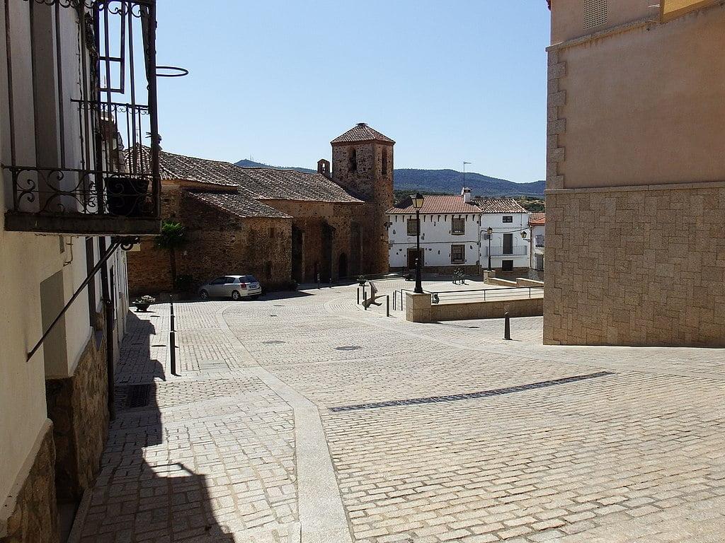 Romangordo, Cáceres, Extremadura