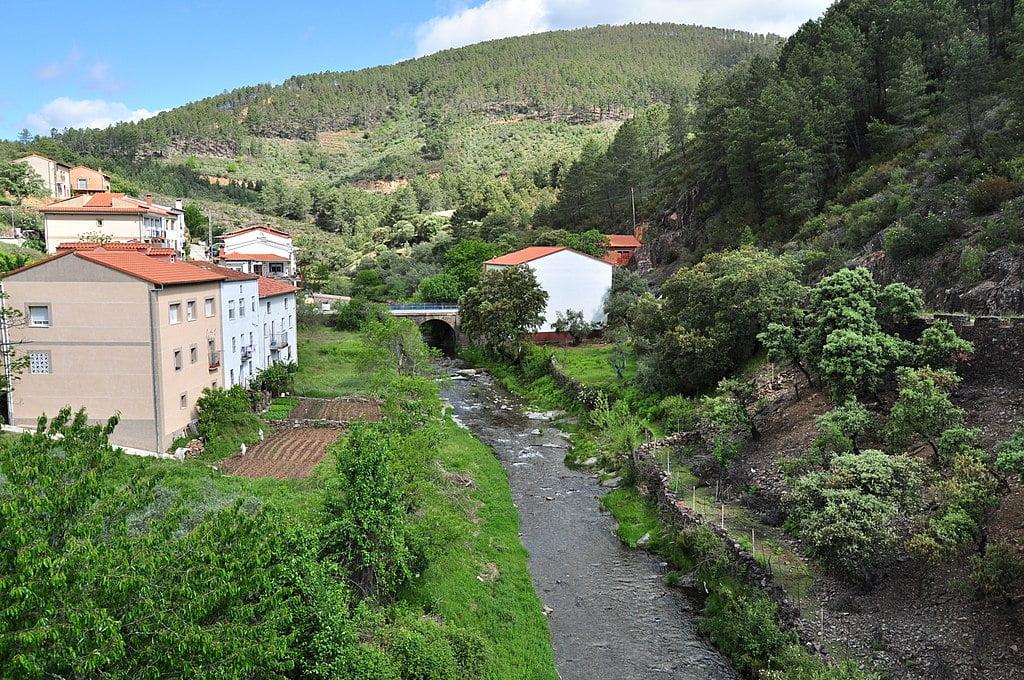Nuñomoral, Las Hurdes, Cáceres, Extremadura