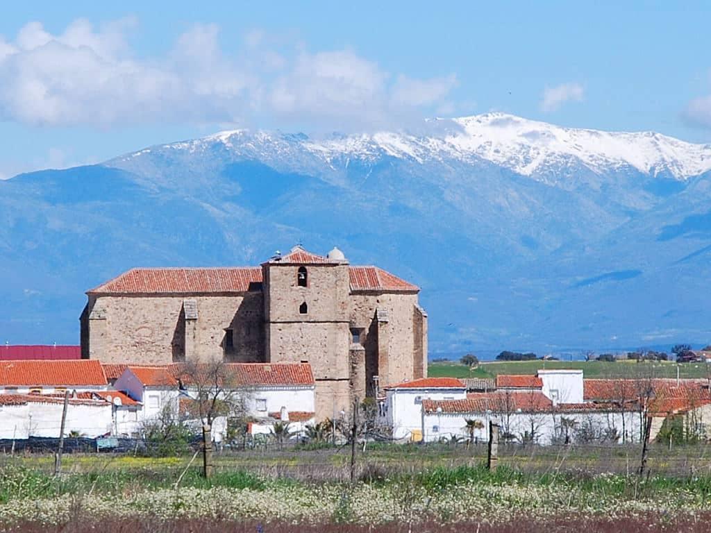 Saucedilla, Cáceres, Extremadura