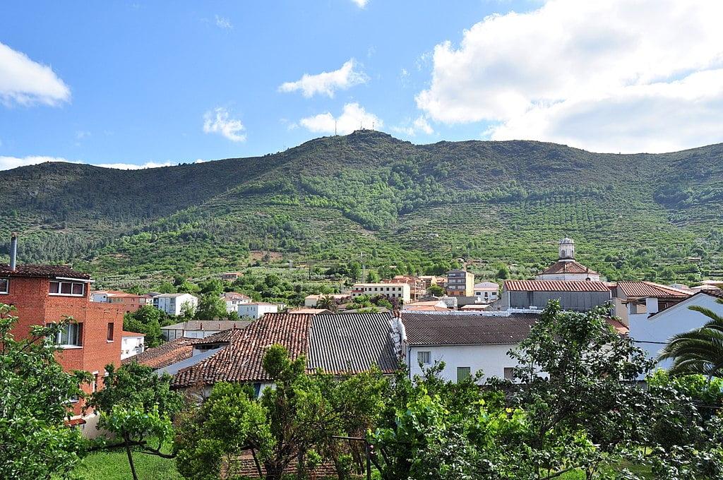 Casar de Palomero, Las Hurdes, Cáceres, Extremadura