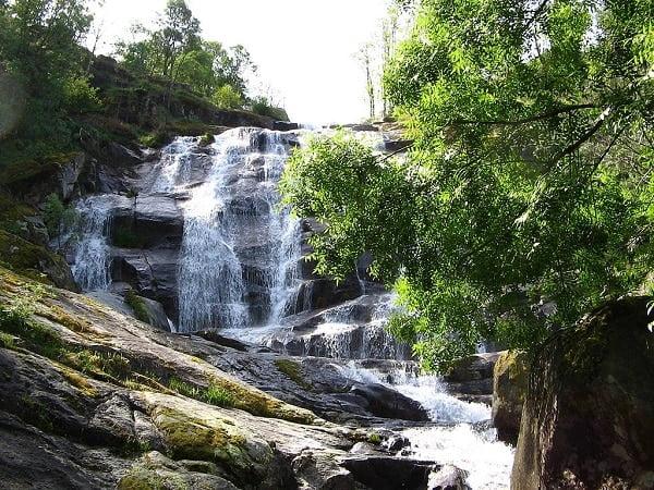 cascadas del valle del jerte